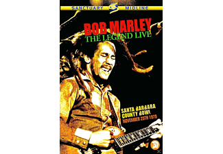 Bob Marley - The Legend Live - (DVD)