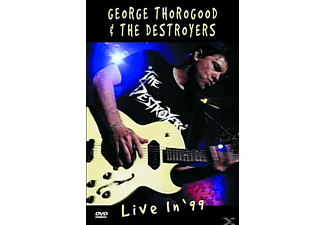 George Thorogood, The Destroyers - George Thorogood & The Destroyers: Live In '99 [DVD]