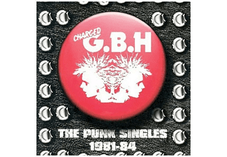 Gbh - The Punk Singles 1981-84 - (CD)