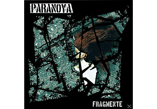 Paranoya - Fragmente [CD]