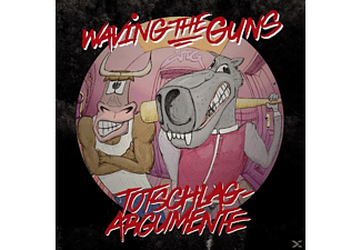 Waving The Guns - Totschlagargumente (Lim.Ed.+Download, Sticker) [Vinyl]