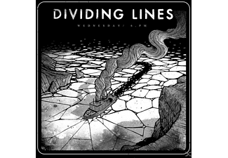 Dividing Lines - Wednesday 6 Pm (+Download) - (Vinyl)