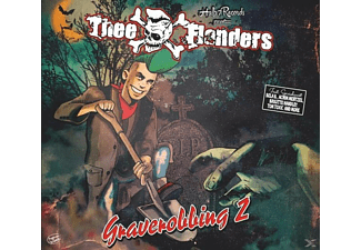 Flanders Thee - Graverobbing Vol.2 - (CD)