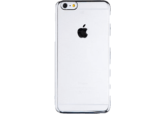 SPADA 021010 Backcover Apple iPhone 6, iPhone 6s Kunststoff Silber