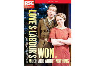 Royal Shakespeare Company - Love's Labour's Won [DVD]