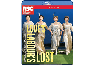 VARIOUS - Love's Labour's Lost - (Blu-ray)