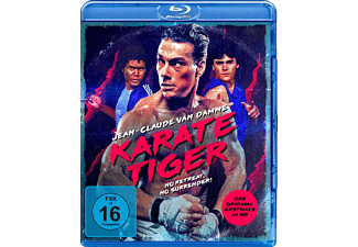 Karate Tiger (Uncut) - (Blu-ray)