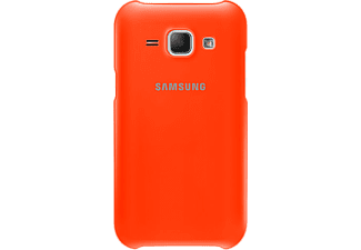 SAMSUNG J1 Protective Cover Orange - (EF-PJ100BOEGWW)