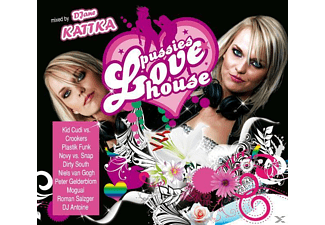 VARIOUS - Pussies Love House - (CD)