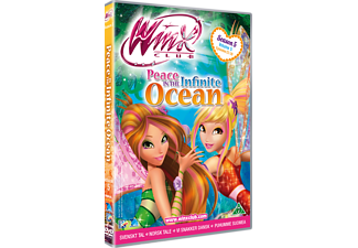 Winx - Peace in the Infinite Ocean S5 - Volym 5 Barn DVD