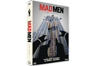 Mad Men - Final Chapter S7 Drama DVD