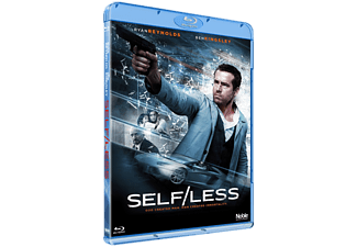 Self/Less Thriller Blu-ray