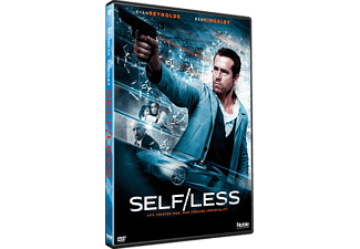 Self/Less Thriller DVD