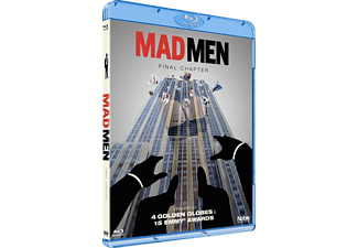 Mad Men - Final Chapter S7 Drama Blu-ray