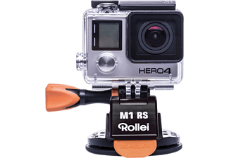rollei actioncam saugnapf m1 mini auch f r gopro action. Black Bedroom Furniture Sets. Home Design Ideas