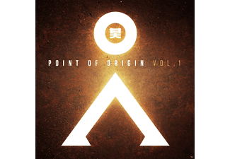 VARIOUS - Point Of Origin Vol.1 [CD]