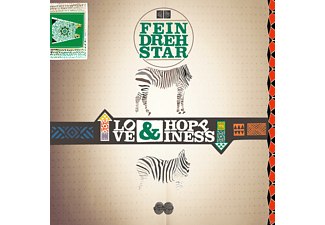 Feindrehstar - Love & Hoppiness [CD]