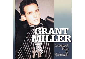 Grant Miller - Greatest Hits & Remixes [CD]