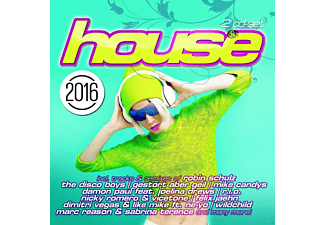 VARIOUS - House 2016 [CD]