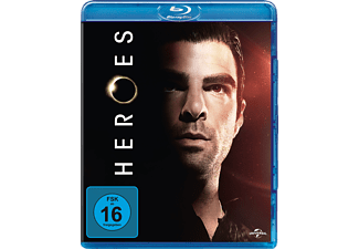 Heroes - Staffel 4 [Blu-ray]