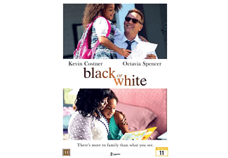 Black or White Drama DVD