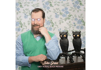 John Grant - Grey Tickles, Black Pressure (Ltd.2cd) [CD]