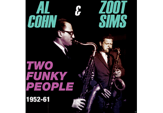 Cohn, Al / Sims, Zoot - Two Funky People 1952-61 - (CD)