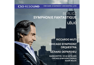 VARIOUS - Symphonie Fantastique - (CD)