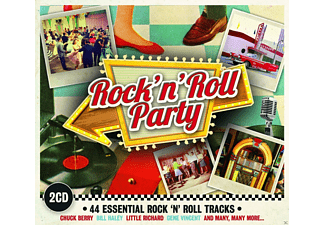 VARIOUS - Rock'n'roll Party - (CD)