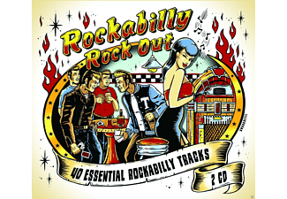 VARIOUS - Rockabilly Rockout [CD]