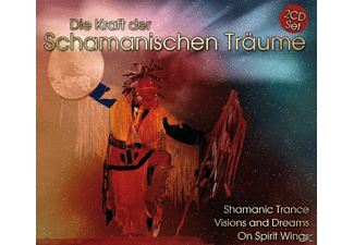 Indian Union & White Eagle - Schamanische Träume [CD]