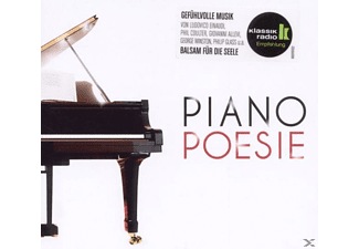 VARIOUS - Piano Poesie - (CD)