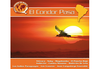 VARIOUS - El Condor Pasa - Music Around The World - (CD)