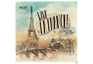 VARIOUS - Vive La France! La Plus Belle Musique [CD]