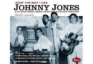 Johnny Jones - A Chicago Pianist - (CD)