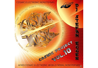 Dj Stefan Egger - Cosmic Project Vol.10 [CD]