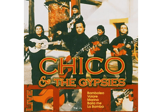 "The Gypsies - Chico & The Gypsies ""live"" - (CD)"