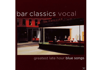 VARIOUS - Bar Classics Vocal - (CD)