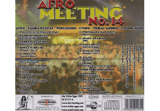 Dj Stefan Egger - Afro Meeting Nr.14-2001 [CD]