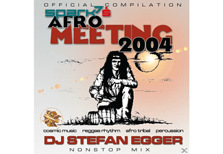 Dj Stefan Egger - Afro Meeting Nr.17/2004 [CD]