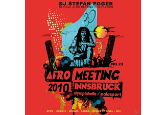 Dj Stefan Egger - Afro Meeting Nr. 23/2010 - (CD)