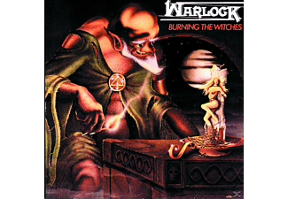 Warlock - Burning The Witches [CD]