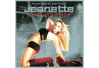 Jeanette - Break On Through [CD]