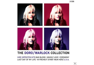 Doro - The Doro/Warlock Collection - (CD)