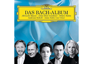 VARIOUS - Das Bach-Album - (CD)