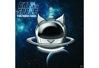 Cats In Space - Too Many Gods - (CD)