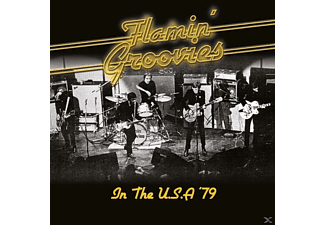 The Flamin' Groovies - In The Usa 79 [CD]