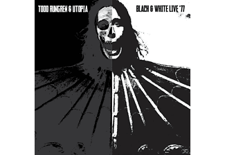 Todd Rundgren & Utopia - Black & White 77 - (CD)