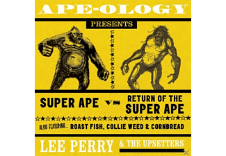 The Upsetters, The Heptones, VARIOUS, Lee Scratch Perry - Ape-Ology Presents Super Ape Vs. Return Of... - (CD)