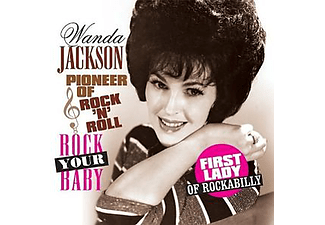Wanda Jackson - Rock Your Baby (Vinyl LP (nagylemez))